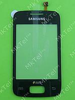 Сенсор Samsung Galaxy Y Duos S6102 Оригинал Китай Черный