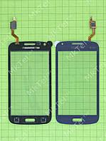 Сенсорный экран Samsung i8262 Galaxy Core Оригинал Китай Синий