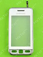 Сенсорный экран Samsung S5230 Star с панелью Оригинал Китай Белый