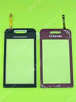 Сенсорный экран Samsung S5230 Star, LaFleur Копия АА Красный