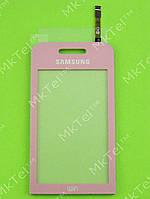 Сенсорный экран Samsung S5230w Star Wi-Fi Оригинал Розовый