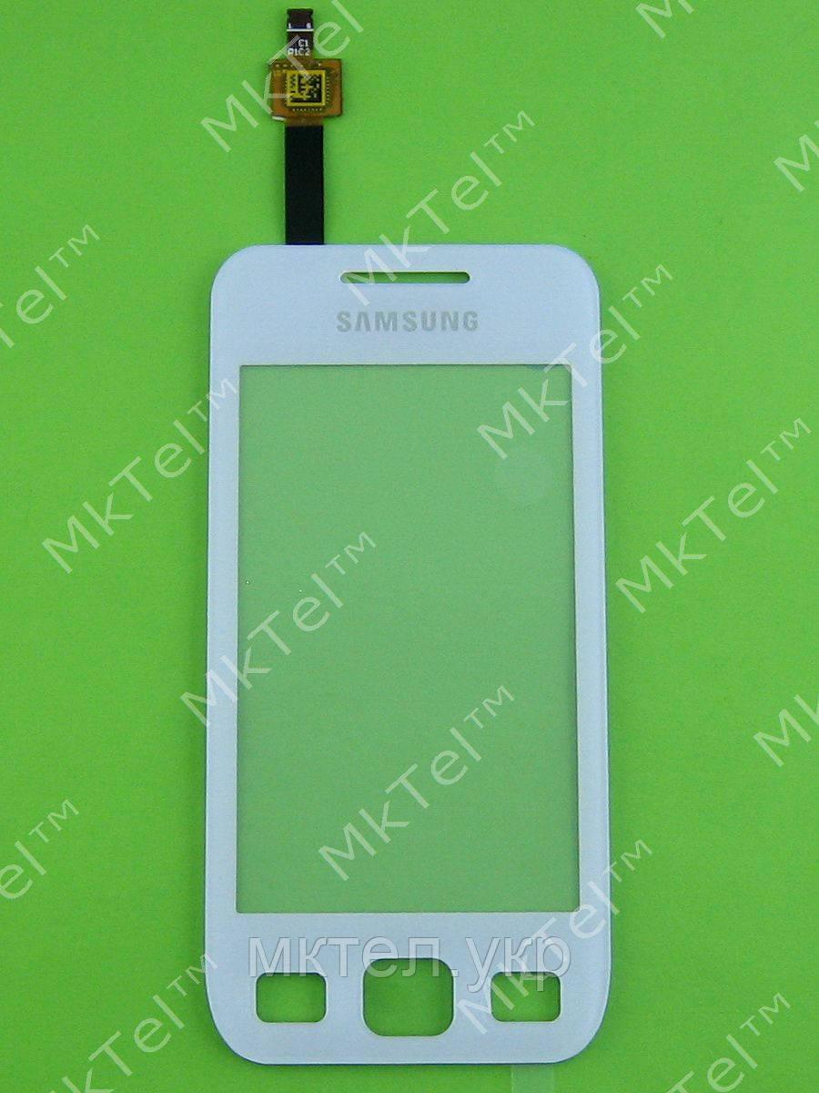 Сенсор Samsung S5250 Wave 525, белый orig-china