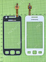 Сенсор Samsung S5250 Wave 525 Копия АА Белый