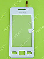 Сенсорный экран Samsung S5260 Star 2 Копия А Белый
