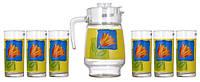 Набор для напитков Luminarc MELYS SOLEIL  J9120 (7 предметов)