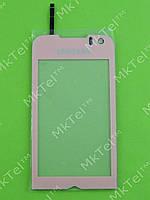 Сенсор Samsung S8000 Jet Оригинал Китай Розовый