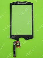 Сенсор Sony Ericsson WT19 Live Оригинал элем. Черный