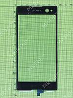 Сенсорный экран Sony Xperia C3 D2502 Копия А Черный