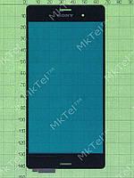 Сенсорный экран Sony Xperia Z3 D6603 Оригинал Китай Черный