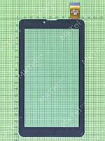 Сенсорный экран TeXet NaviPad TM-7049 3G 7 inch. 30pin Копия А Черный
