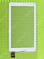 Сенсорный экран TeXet NaviPad TM-7049 3G 7 inch. 30pin Копия А Белый