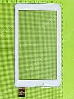 Сенсор TeXet NaviPad TM-7049 3G 7 inch. 30pin Копия А Белый