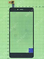 Сенсорный экран Xiaomi Redmi Note 2 Копия А Черный