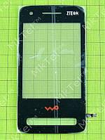 Сенсорный экран ZTE F950, for India Оригинал Китай Черный