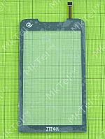 Сенсорный экран ZTE N700 Оригинал Китай Серебрист.
