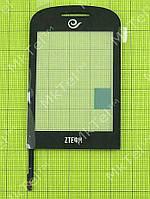 Сенсорный экран ZTE S550 Оригинал Китай Черный