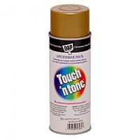 Металическое золото Краска аэрозольная Touch'n Tone, 283 г