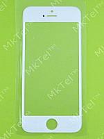 Стекло сенсора iPhone 5C Копия Белый