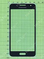 Стекло сенсорного экрана Samsung Galaxy A3 A300 Копия АА Черный