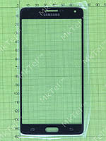 Стекло сенсора Samsung Galaxy A7 A700 Копия АА Серый
