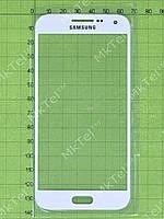 Стекло сенсорного экрана Samsung Galaxy E5 E500H Копия АА Белый