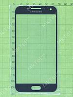 Стекло сенсорного экрана Samsung Galaxy E5 E500H Копия АА Синий