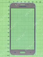 Стекло сенсорного экрана Samsung Galaxy J5 SM-J500H Копия АА Золотистый