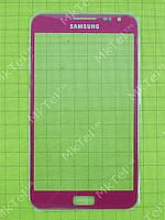 Стекло сенсор. экрана Samsung Galaxy Note N7000 Копия А Красный