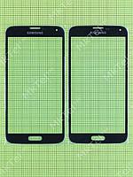 Стекло сенсор. экрана Samsung Galaxy S5 Duos G900F Копия АА Черный