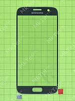 Стекло сенсора Samsung Galaxy S7 G930F Оригинал Китай Синий