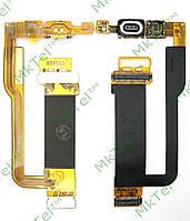 Шлейф Sony Ericsson W705 с коннектором камеры и динамик Оригинал Китай