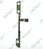 Шлейф боковых кнопок Nokia N78 Оригинал Китай