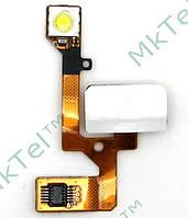 Шлейф вспышки Nokia 6111, боковых кнопок Оригинал Китай