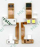 Шлейф вспышки Sony Ericsson C702 Оригинал