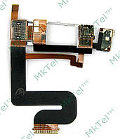 Шлейф камеры Sony Ericsson C702 Оригинал Китай
