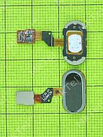 Шлейф кнопки Home Meizu M3s с кнопкой Оригинал Китай Черный