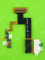 Шлейф кнопки камеры Sony Ericsson C510 Оригинал