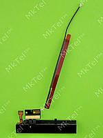 Шлейф коаксиальный с антенной 3G iPad 3, правый Оригинал Китай