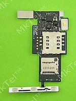 Шлейф коннектора SIM карты LG Optimus Black P970 Оригинал Китай