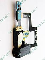 Шлейф коннектора гарнитуры Samsung Galaxy SL i9003 Оригинал Китай