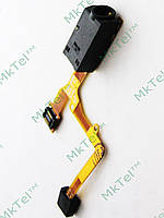 Шлейф коннектора гарнитуры Samsung Galaxy Tab P1000 Оригинал Китай