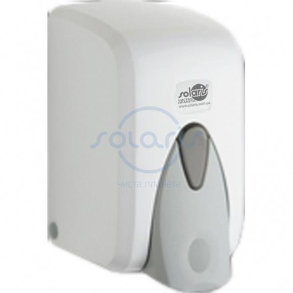 Дозатор жидкого мыла, белый, 500 мл (F.5)