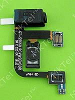 Шлейф разъема гарнитуры Samsung Galaxy Gio S5660 в сборе Оригинал