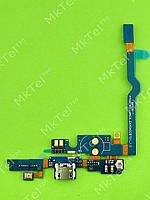 Шлейф разъема зарядки LG Optimus L9 P760, микрофона Оригинал Китай