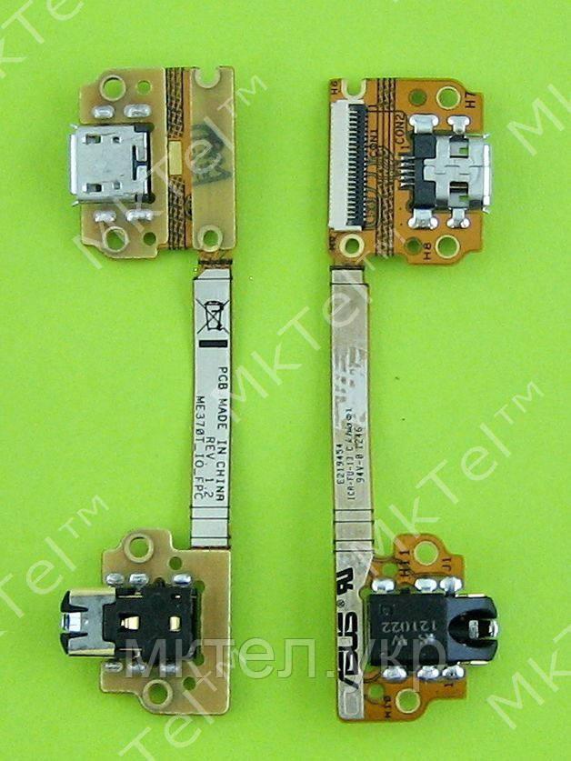 Шлейф разъема зарядки, гарнитуры Asus Google Nexus 7, orig-china