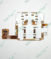 Шлейф клавиатуры Sony Ericsson K610 Оригинал Китай