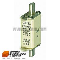 Предохранитель P51R06 100A aR (OEZ)