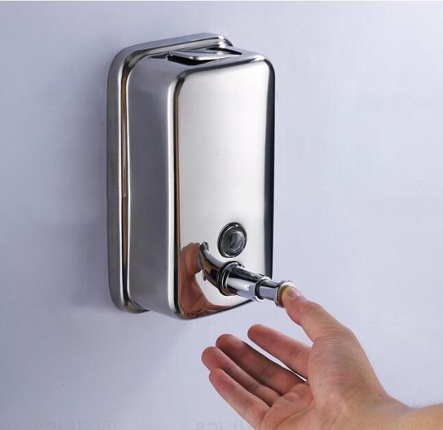 Диспенсеры-дозаторы жидкого мыла и пены