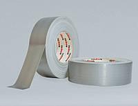 Защитная армированная лента Radex SILVER  50ммx50м(маскировочная лента на тканевой основе) 381050