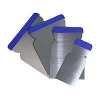 Набор металлических шпателей RADEX ИЗ 4 ШТ. 681002 /4